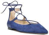 Sam Edelman Rosie Lace-Up Ballet Flats