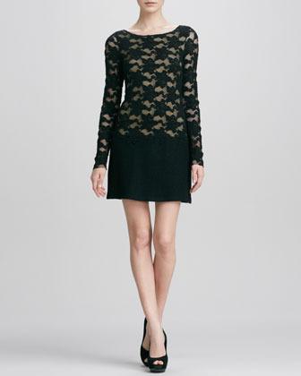 Bailey 44 Duchess of the Moor Long-Sleeve Dress
