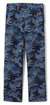 Classic Toddler Boys Iron Knee Camo Cadet Pant-Dock Blue Camo