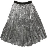 MSGM Long Sequined Skirt