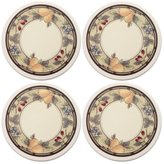 Mikasa Garden Harvest Set of 4 Coasters