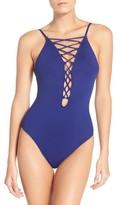 LaBlanca Women's La Blanca Island Goddess One-Piece Swimsuit