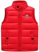 Tortor 1bacha Baby Toddler Kid Boys' Packable Lightweight Down Puffer Vest