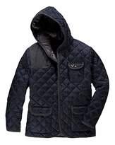 Voi Jeans Majesty Hooded Jacket