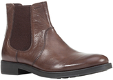 Geox Blaxe Leather Chelsea Boots