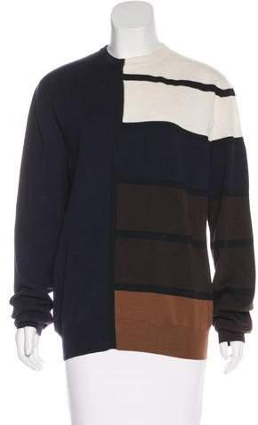Celine Wool & Alpaca-Blend Sweater