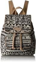 Sakroots Women's Metro Mini Flap Backpack