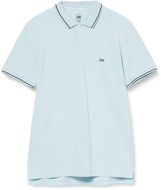 Lee Men's Pique Polo T-Shirt