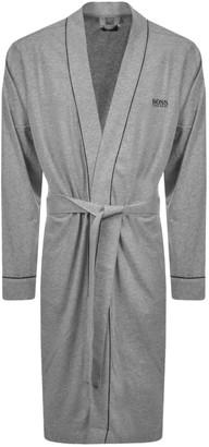 Boss Business BOSS Kimono Bath Robe Grey