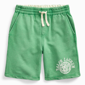 Ralph Lauren Cotton French Terry Short