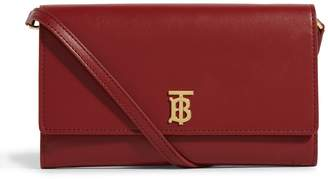 Burberry Leather Cross Body Bag