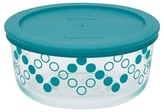 Pyrex Food Storage Container Turquoise