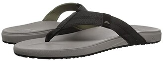 Reef Cushion Phantom (Black) Men's Sandals