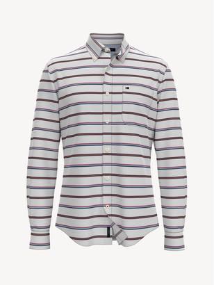 Tommy Hilfiger Custom Fit Essential Stripe Shirt