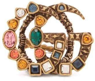 Gucci GG Crystal Ring - Multi