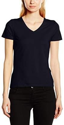 Fruit of the Loom Women's V-Neck T-Shirt,18 (Manufacturer Size:XX-Large)