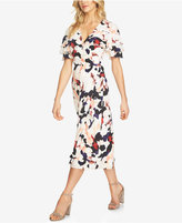 1 STATE 1.STATE Ruffled Wrap Dress