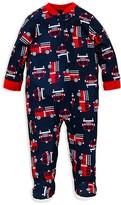 Little Me Infant Boys' Firetruck Footie - Sizes 12-24 Months