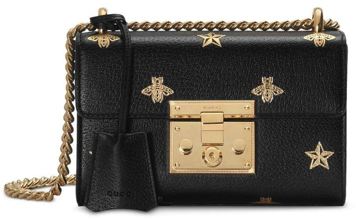 4b5efadd8b6 Gucci Bee Bag - ShopStyle