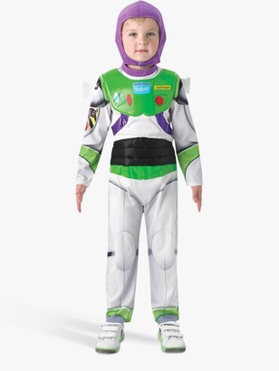 Rubie's Costume Co Toy Story Buzz Lightyear Deluxe Children's Costume, 3-4 years