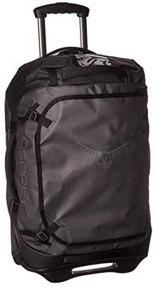 Osprey Transporter Wheeled Duffel 40 (Black) Bags