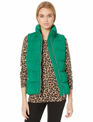 Tommy Hilfiger Women's Sporty and Versatile Quilted Vest