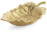 Michael Aram New Leaves Collection Elephant Ear Large Serving Bowl