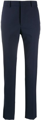 Fendi Side Stripe Piped Trousers
