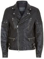 Allsaints Allsaints Yuku Leather Biker Jacket
