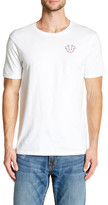 True Religion Logo Crew Neck Graphic Tee