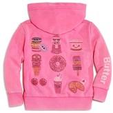 Butter Shoes Girls' Sugar Rush Fleece Hoodie - Sizes S-XL