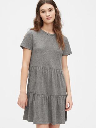 Gap Tiered T-Shirt Dress