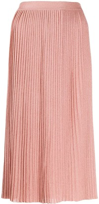 Elisabetta Franchi Fine Knit Skirt