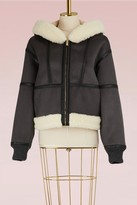 Stella McCartney Hana shearling caban