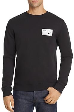 A.P.C. Neil Crewneck Sweatshirt