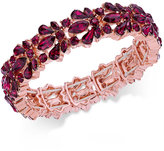 Charter Club Crystal Stone Stretch Bracelet, Only at Macy's