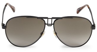 Givenchy GV 61MM Aviator Sunglasses