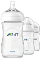 Avent Naturally Philips Natural Bottle - 9 oz ( 3 Pack)