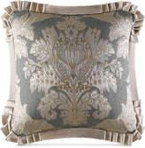 """J Queen New York Rialto 20"""" Square Decorative Pillow"""