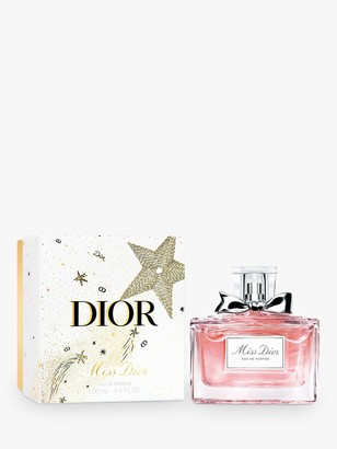 Christian Dior Miss Eau de Parfum Gift Wrapped, 100ml