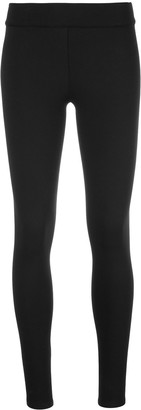 The Row Relma elasticated waist leggings