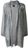 Avant Toi oversized lightweight jacket