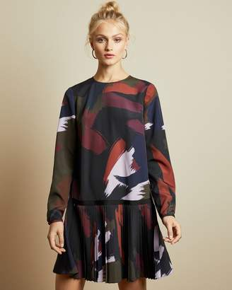 Ted Baker Sapphire Long Sleeved Tunic