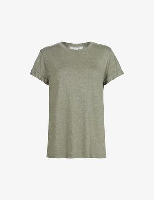 AllSaints Anna Shimmer jersey T-shirt