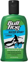 Bull Frog Water Sport Sunscreen Lotion - SPF 50 - 5 oz