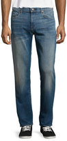 J Brand Relaxed Straight-Leg Jeans, Baker