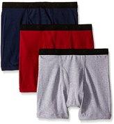 Gold Toe Men's 3-Pack Cotton Boxer Brief
