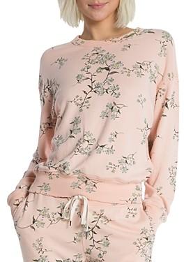 n:philanthropy Lauren Floral Print Sweatshirt