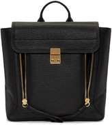3.1 Phillip Lim Black Pashli Backpack