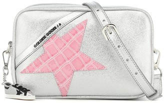 Golden Goose Exclusive to Mytheresa Star leather crossbody bag